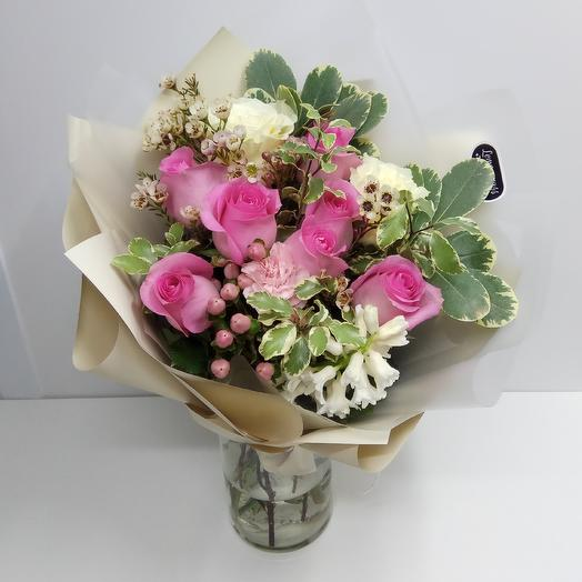 Лейя: букеты цветов на заказ Flowwow