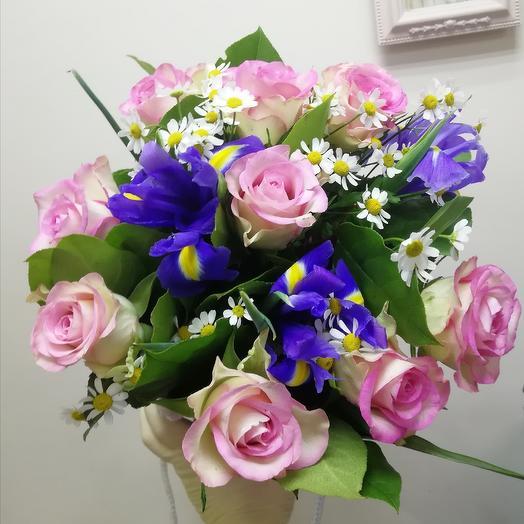 Детство: букеты цветов на заказ Flowwow