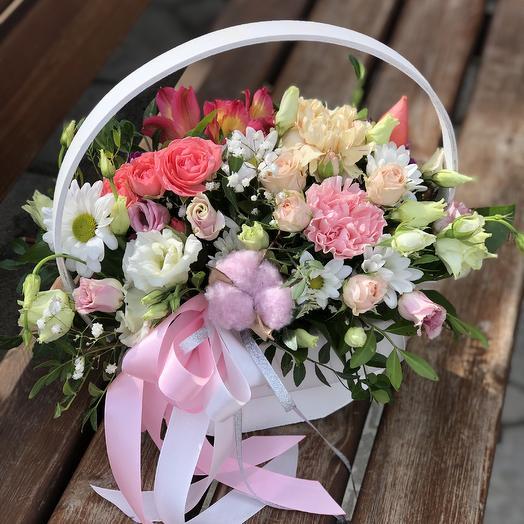 «Мистика востока»: букеты цветов на заказ Flowwow