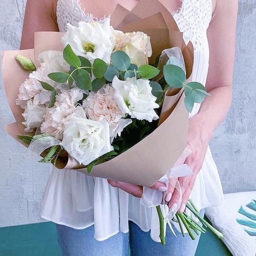 Букет Китайская Роза: букеты цветов на заказ Flowwow