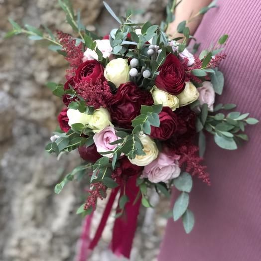 Ева: букеты цветов на заказ Flowwow