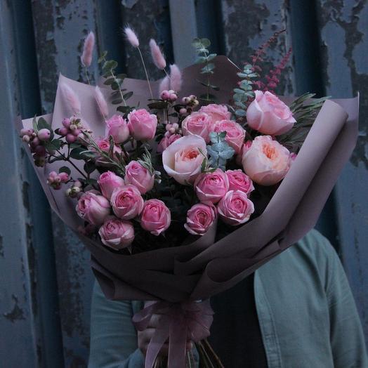 Cosmopolitan: букеты цветов на заказ Flowwow