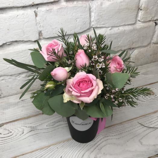Улыбайся: букеты цветов на заказ Flowwow