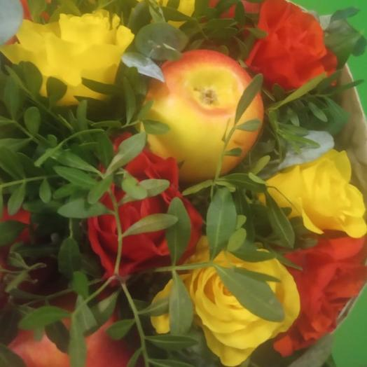 Осень в цвету: букеты цветов на заказ Flowwow