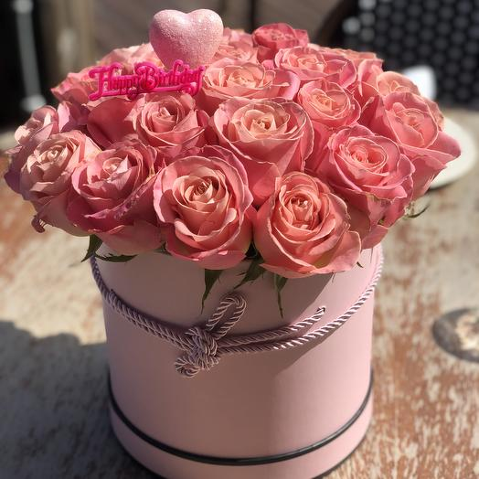 Pinky Love: flowers to order Flowwow