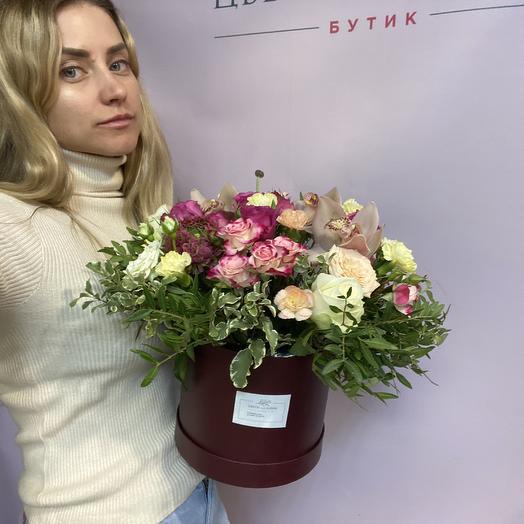 Взрыв 💥: букеты цветов на заказ Flowwow