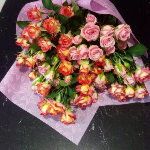 Золушка: букеты цветов на заказ Flowwow