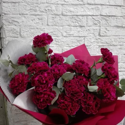 Яркий букет для яркой девушки: букеты цветов на заказ Flowwow