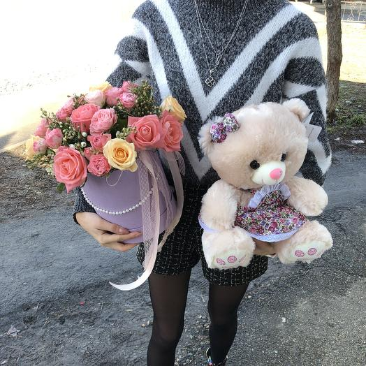 Наборчик: букеты цветов на заказ Flowwow