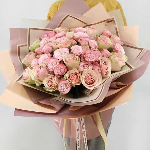 Баронеса: букеты цветов на заказ Flowwow