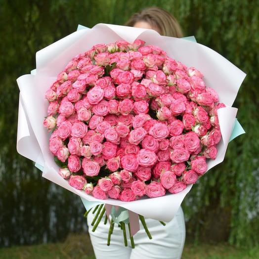 Хейли: букеты цветов на заказ Flowwow