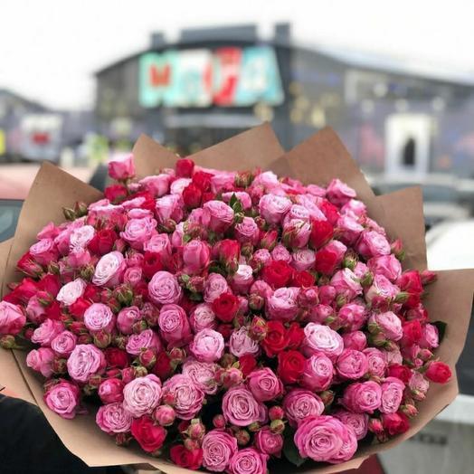 "Букет ""Эксклюзив"": букеты цветов на заказ Flowwow"