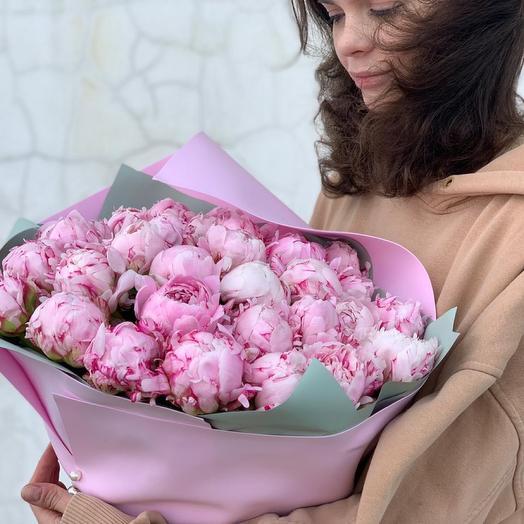 Пн02: букеты цветов на заказ Flowwow