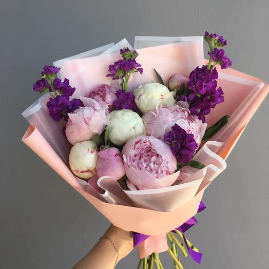 Букет «Прованс»: букеты цветов на заказ Flowwow