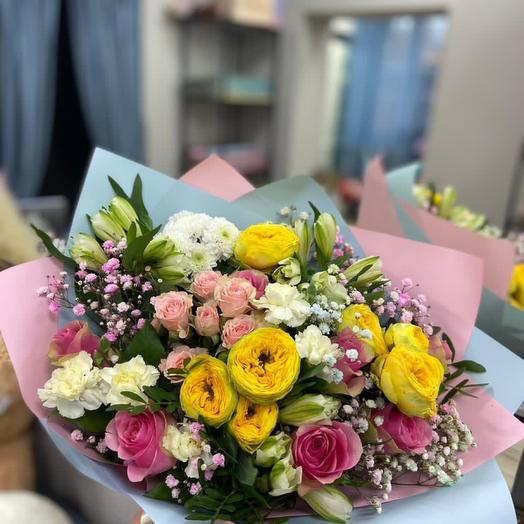 Цветочный сюрприз