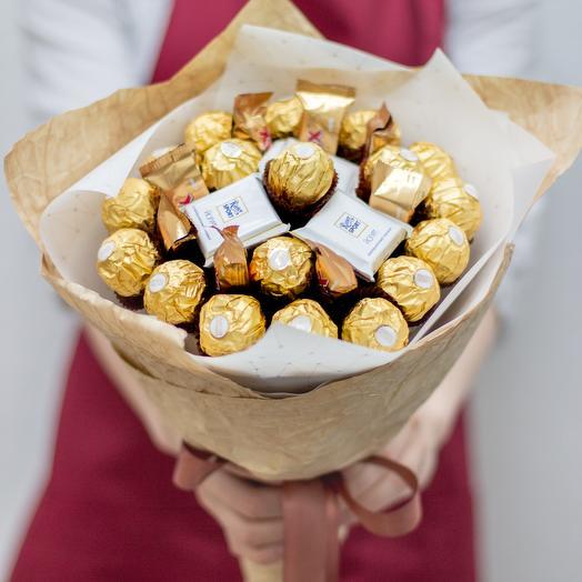Букет из конфет Ферреро