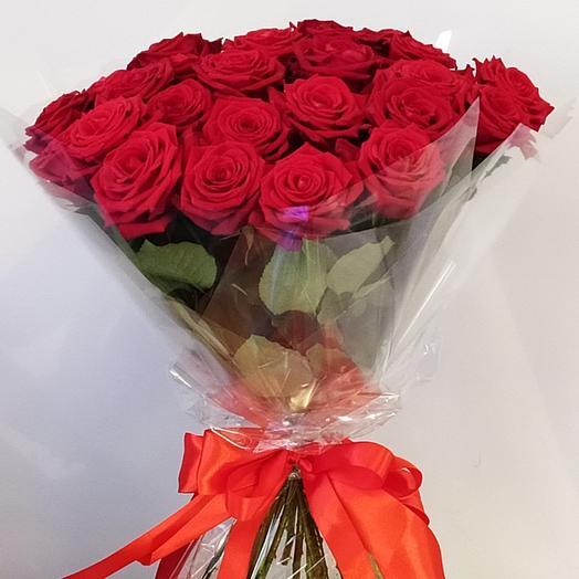 Розы сорта Red Naomi 25 шт