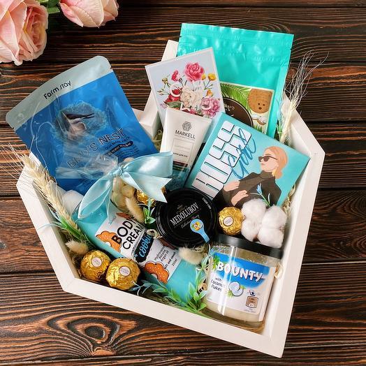 Подарочный набор женский «Girl Boss»/ Подарок руководителю/ Подарок женщине