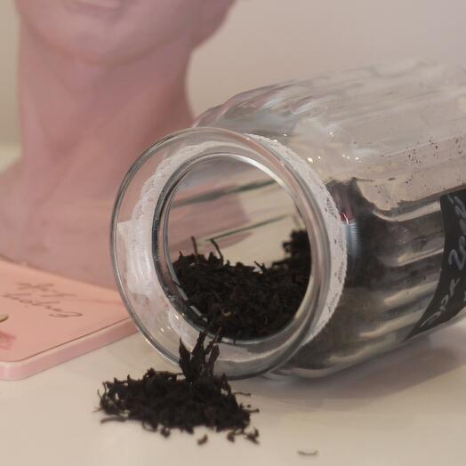 Чай чёрный Эрл Грей
