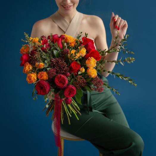 "Букет "" flora ART"""