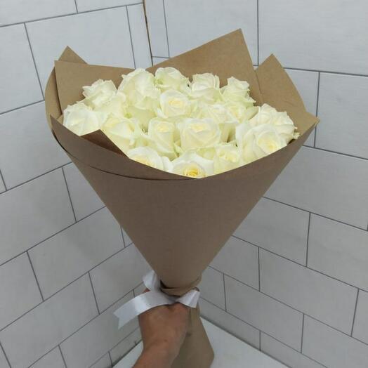 23 штук роза