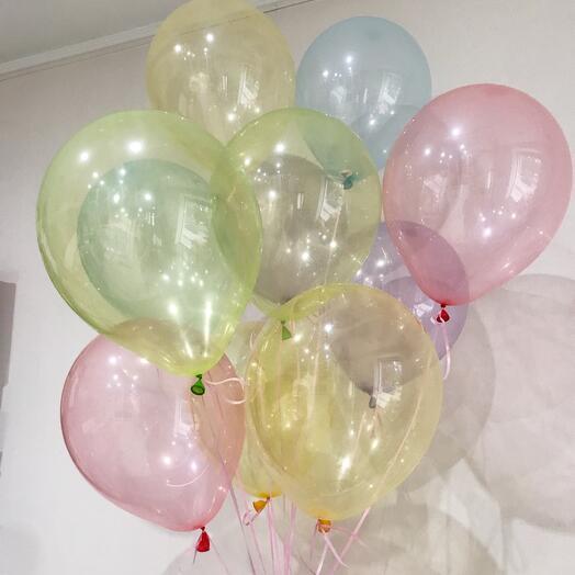 БаблГамм сет воздушных шаров
