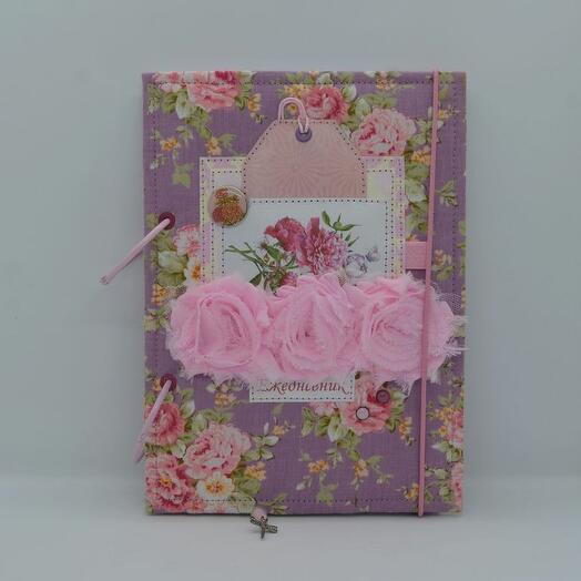 Дизайнерские блокноты и ежедневники