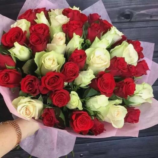 51 Роза супер цена