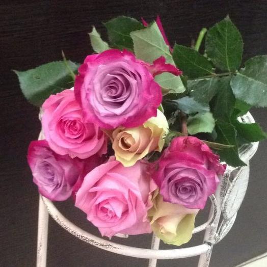 Цветы королеве